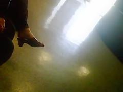matures feet