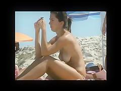 I Am A BeachVoyeuR 155 - Tits On Beach -BVR