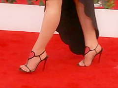 Sophie Turner's Feet