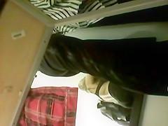 teen dressing room voyeur