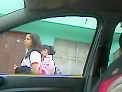 flashing car 5