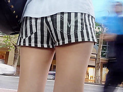 Bare Candid Legs - BCL#054