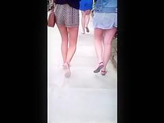 French teen ass