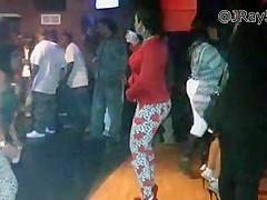 Booty in The Club- Leggings
