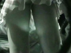 Amateur upskirt videos show delicious booties caught in public.
