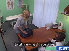 Sales rep caught on camera using bawdy cleft to sell hungover doctor pills