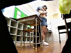 Voyeur Obscenity Cram School Teacher