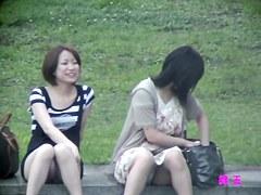 Super looking into the distance Panty Shot Sunaipaa - Shibuya Panty Shot Saizensen!