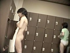 Nude butt asian beauty bending over before dressing room cam sukebeee 444 su0310