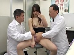 Medical voyeur cam shooting Asian cutie fucked by doc AJAV0999718366 02