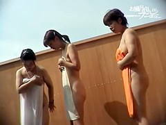 Naked Asian chicks giving unconscious erotic show dvd 03125