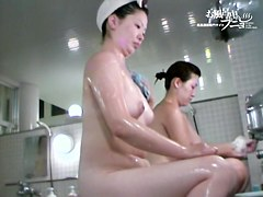 Asian chicks in the turning on showering procedure dvd 03126