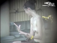 Asian bodies are getting sweated in the sauna room dvd 03177