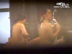 Japan hairy cunt clearly seen on the hidden cam shower video dvd 03243