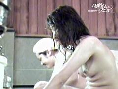 Absolutely nude japan girl on the shower voyeur cam dvd 03313