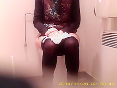 caught mature hidden toilets panty n hairy pussy sazz