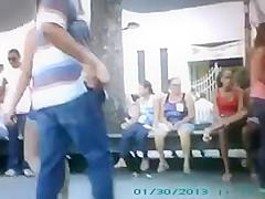 Culo rico short jean