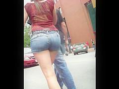 Hot Legs Candid ass