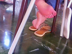 candif milf soles during a meeting (2)