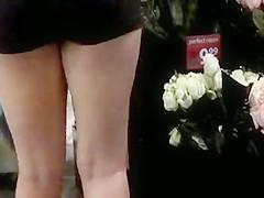 Booty Shorts Hottie Make Shopping Fun