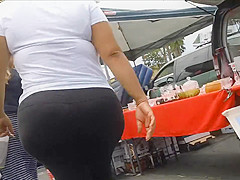 Candid Booty 80