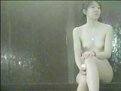 Jap Shower on Hidden Cam