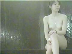 Jap Shower on Hidden Cam