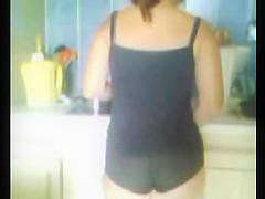 ma femme en culotte noire PAWG vid01