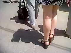 public ass voyeur