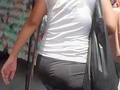 A lovely ass