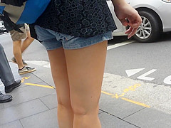 Bare Candid Legs - BCL#029