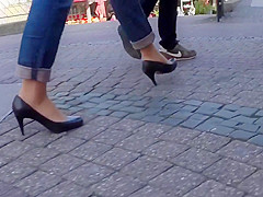 Public City Feet & Shoes