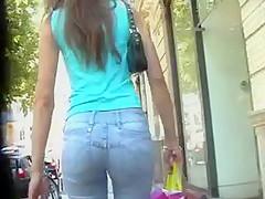 Cute Ass on the street
