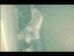 teen couple spycam voyeur outside amateur fucking