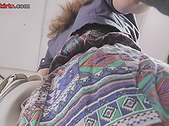 Only the best upskirt scenes filmed by skilled guy