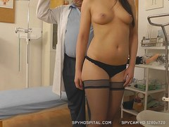 Stripped woman patient secretly videotaped