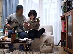 Tuning sexual Komoto full Amateur music lovers Chiharu