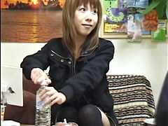 Top secret! ! Squirting sensitive daughter Yumi in Tokyo for the first time private SEX