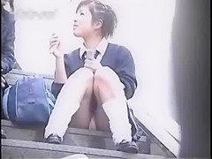 group of women sitting with her legs open part 4