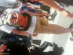 Upskirt Tourist