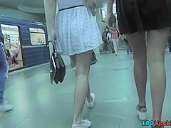 Видео Мини Юбки
