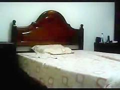 Cousin masturbating at our home. Hidden cam