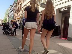 Sugar-butt Teen Pair