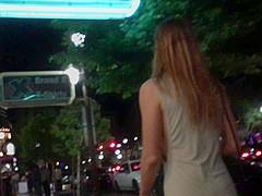 SIDEBOOB street Slut