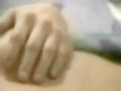 Caught my hot mom masturbating