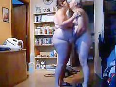 Hidden cam caught my mom and daddy having fun