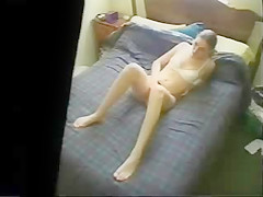 my s ister masturbating watching a porno