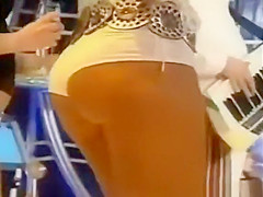 Croatia ass dancers