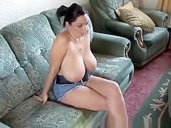 Amazing Giant Boobs