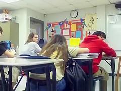 Classroom Thong
